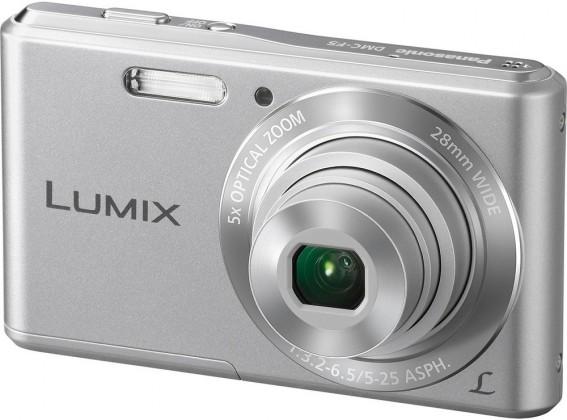 Digitálny kompakt  Panasonic Lumix DMC-F5