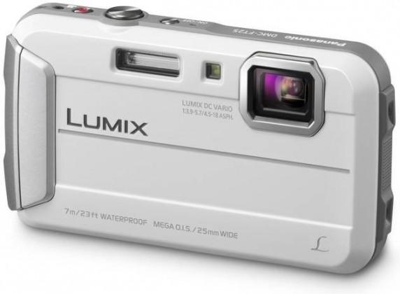 Digitálny kompakt  Panasonic Lumix DMC-FT25