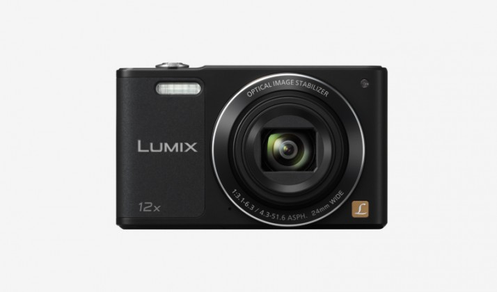 Digitálny kompakt Panasonic LUMIX DMC-SZ10 čierny