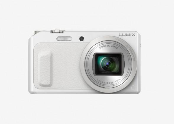 Digitálny kompakt Panasonic LUMIX DMC-TZ57 hnedý (DMC-TZ57EP-W)