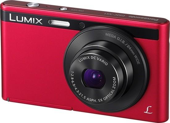 Digitálny kompakt  Panasonic Lumix DMC-XS1