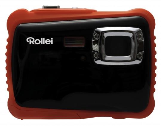 Digitálny kompakt Rollei Sportsline 65, čierna (obal v balení)