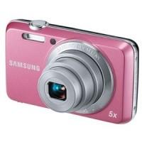 Digitálny kompakt Samsung EC-ES80, ružový