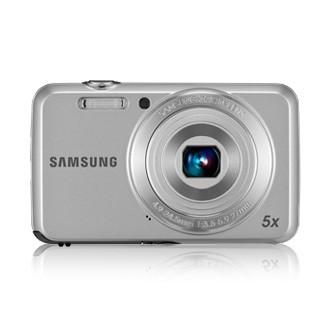 Digitálny kompakt Samsung EC-ES80, strieborný