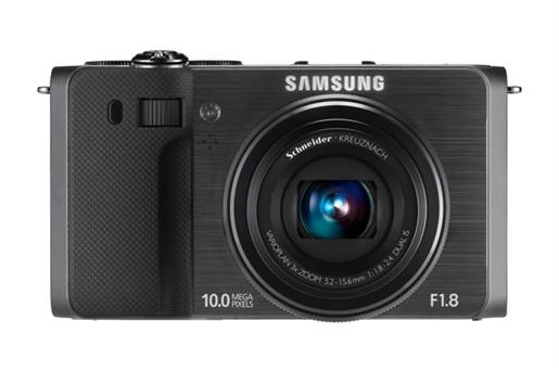 Digitálny kompakt Samsung EC-EX1, čierny