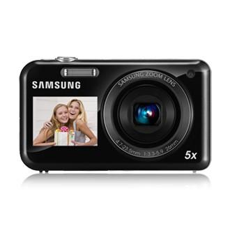 Digitálny kompakt Samsung EC-PL120, čierny