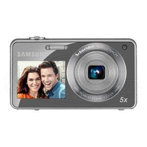 Digitálny kompakt Samsung EC-PL120, strieborný
