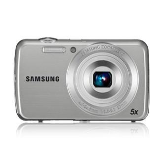 Digitálny kompakt Samsung EC-PL20, strieborný