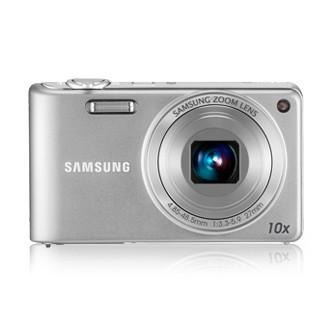 Digitálny kompakt Samsung EC-PL210, strieborný