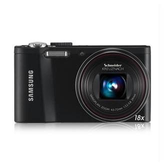 Digitálny kompakt Samsung EC-WB700, čierny
