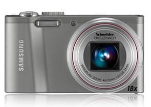 Digitálny kompakt Samsung EC-WB700, šedý