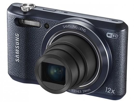 Digitálny kompakt Samsung WB35F, čierny