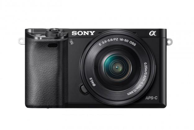 Digitálny kompakt Sony Alpha 6000, 16-50mm, Black (ILCE6000LB.CEC)