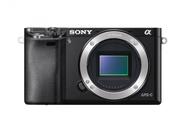 Digitálny kompakt Sony Alpha 6000, telo, black (ILCE6000B.CEC)