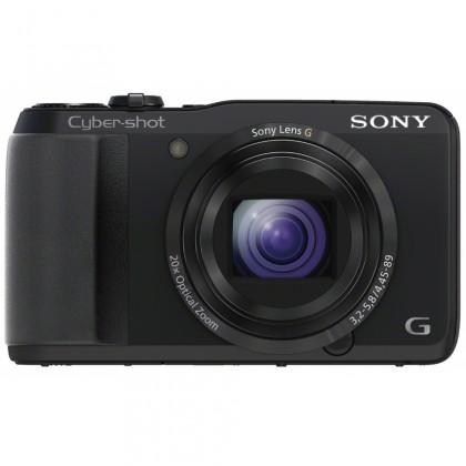 Digitálny kompakt  Sony Cyber-Shot DSC-HX20 Black
