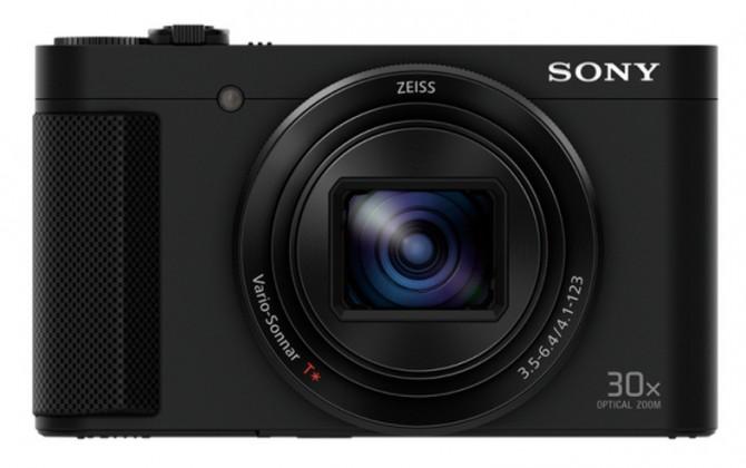 Digitálny kompakt Sony CyberShot DSC-HX90VB.CE3 (čierný)