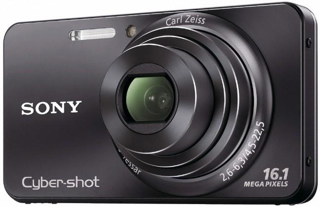 Digitálny kompakt  Sony Cybershot DSC-W570 Black