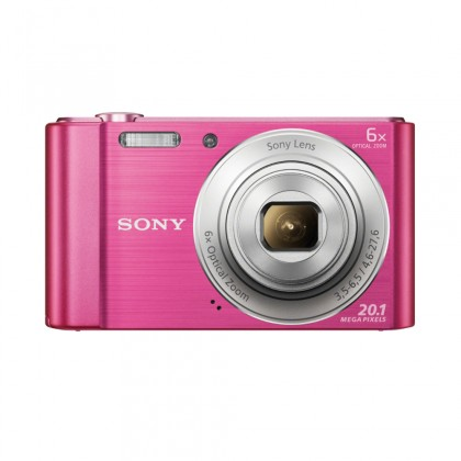 Digitálny kompakt Sony CyberShot DSC-W810 Pink