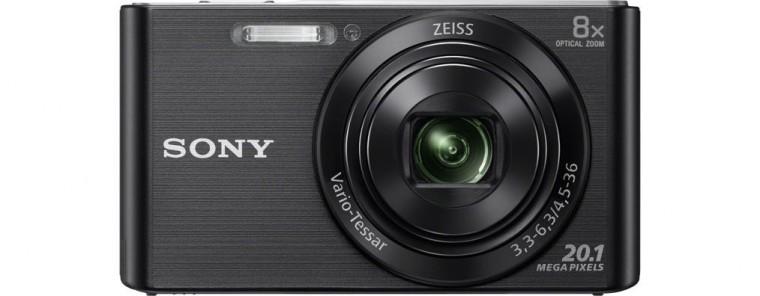 Digitálny kompakt Sony CyberShot DSC-W830 čierny (DSCW830B.CE3) ROZBALENÉ