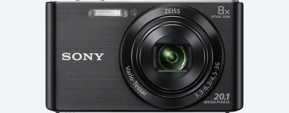 Digitálny kompakt Sony CyberShot DSC-W830 čierny (DSCW830B.CE3)