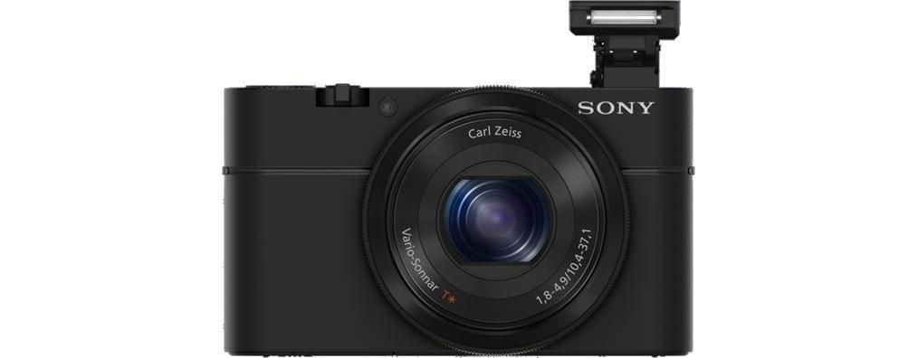 Digitálny kompakt SONY DSC-RX100