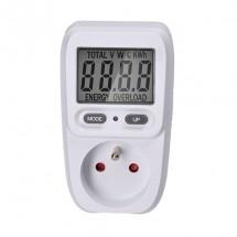 Digitálny merač spotreby elektrické energie Solight DT26