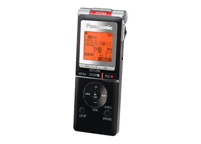 Diktafón Panasonic RR-XS450E-K