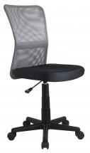 Dingo - detská stolička (čierna)