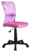 Dingo - detská stolička (ružová)