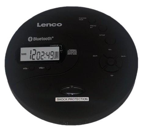 Discman Lenco CD-300