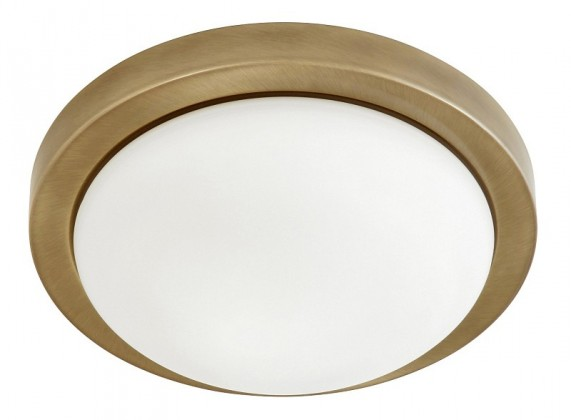 Disky - Nástenná svietidla, E27 (bronzová/biela)