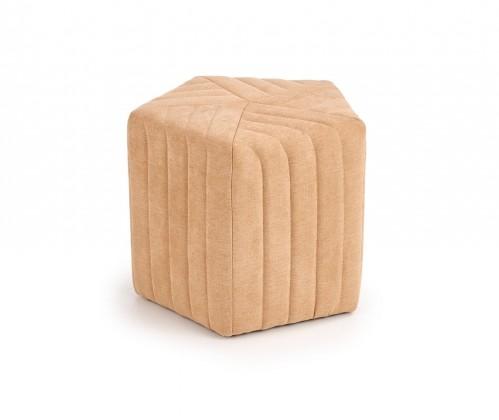 Dizajnové taburetky Taburetka Mons béžová (látka)