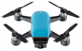 DJI Spark Fly More Combo, Sky Blue version, DJIS0201C