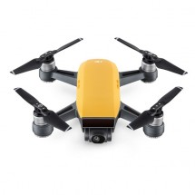 DJI Spark Fly More Combo, Sunrise Yellow, DJIS0204C