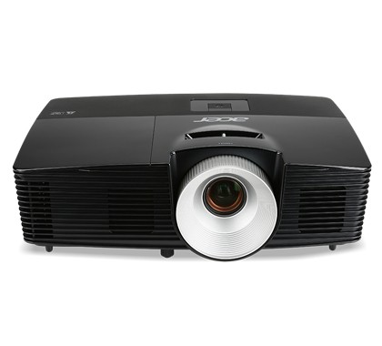 DLP Acer Projektor X113 -DLP-3D, 2800 Lum, SVGA,12000:1, VGA