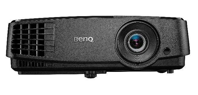 DLP BenQ MS504 DLP 3D projektor/SVGA/3000 ANSI/13000:1/VGA