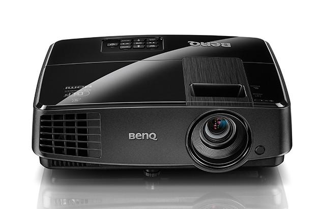 DLP BenQ MS521P DLP 3D projektor/SVGA/3000 ANSI/13000:1/VGA/HDMI