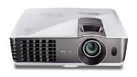 DLP BenQ MW721 DLP 3D projektor/WXGA/3500 ANSI/13000:1/VGA/HDMI