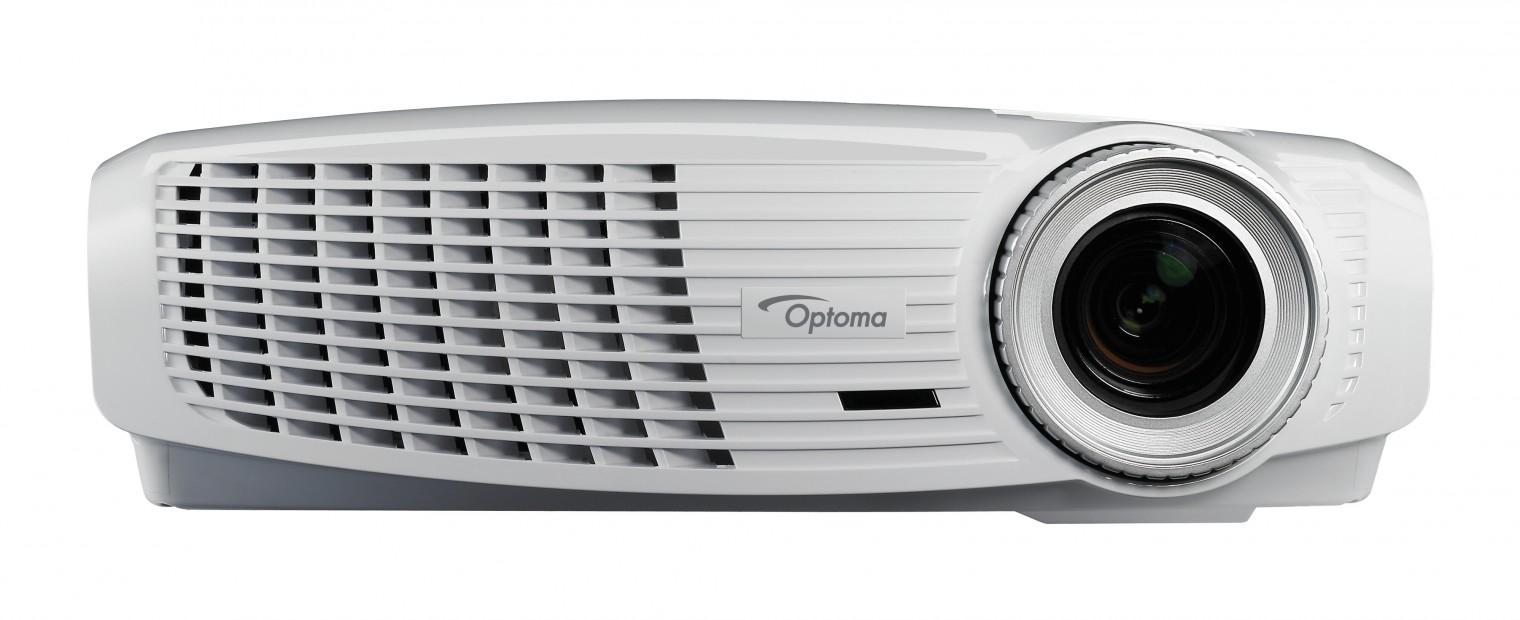 DLP Optoma HD30 DLP/3D/1080p/1600 Lm/25000:1/HDMI/VGA/16W speaker