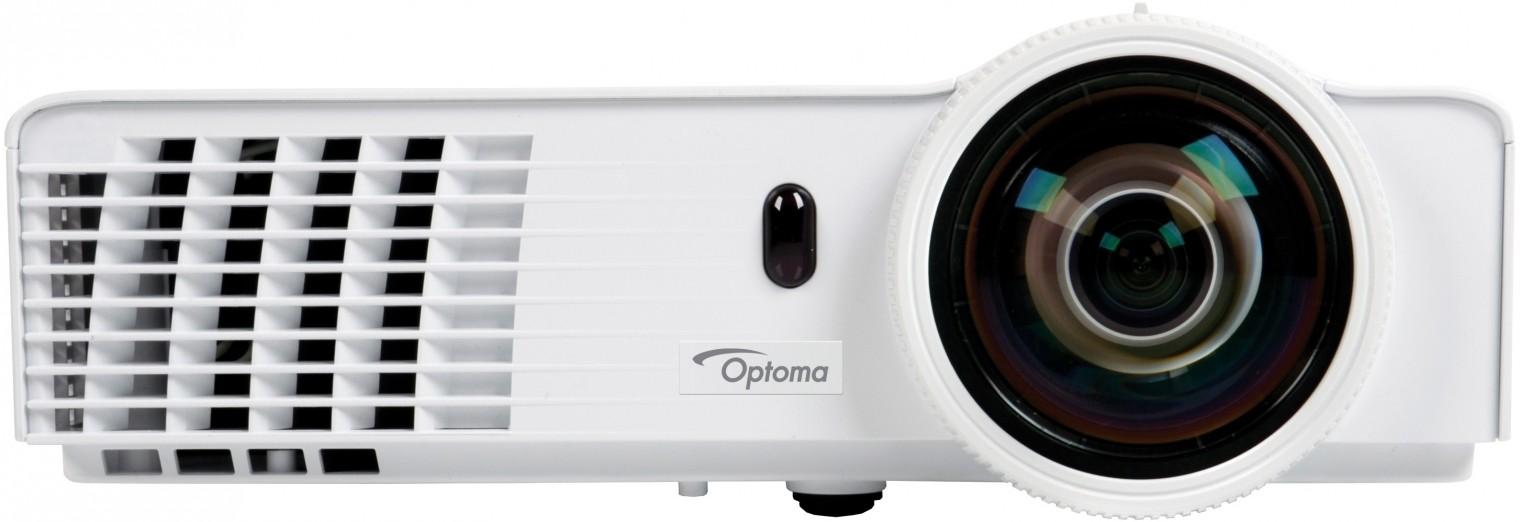 DLP Optoma short-throw herný projektor GT760