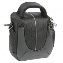 Doerr brašna Yuma Photo Bag S black/silver