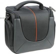 Doerr Yuma Photo Bag XL black/orange