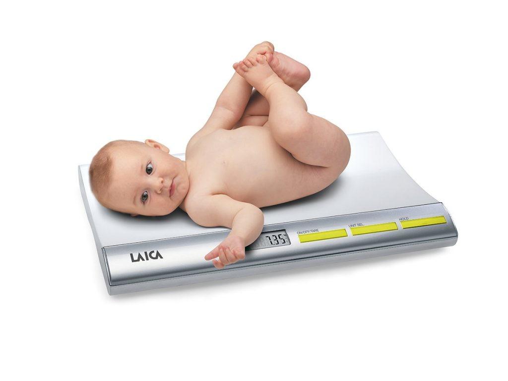 Dojčenská váha Laica PS3001
