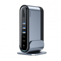 Dokovacia stanica Baseus Three-Screen, USB-C