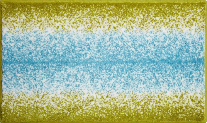 Dolomiti - Kúpeľňová predložka 70x120 cm (modrozelená)