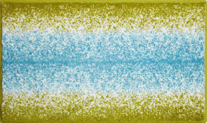 Dolomiti - Malá predložka 50x60 cm (modrozelená)