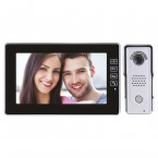 Domáci videotelefón EMOS s pamäťou,farebná sada,H1018