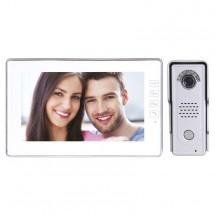 Domáci videotelefón EMOS s pamäťou,farebná sada,H1019 ROZBALENÉ