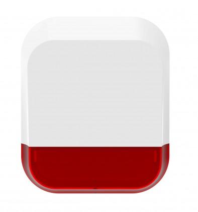 Domovní alarmy Exteriérová siréna na batérie iGET SECURITY DP11