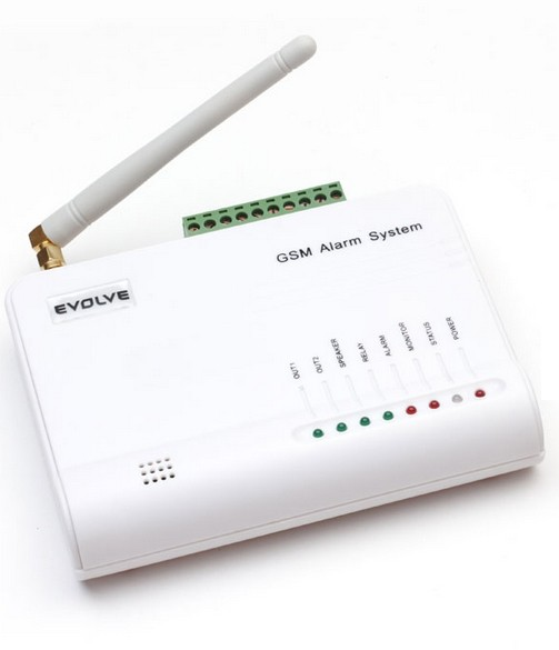 Domovní alarmy GSM alarm EVOLVE Sonix